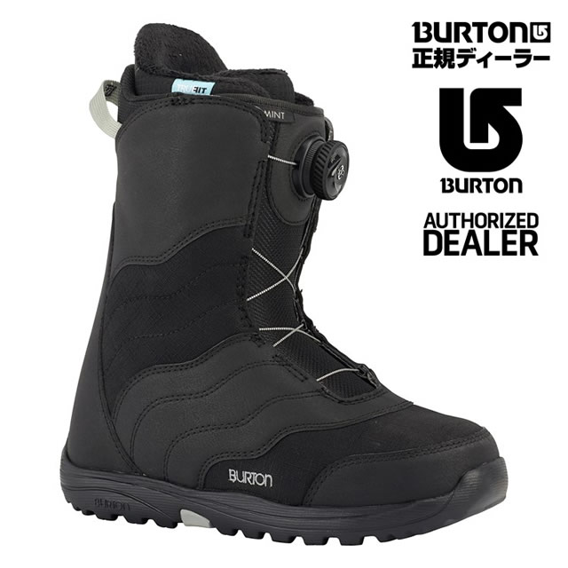 2019 BURTON MINT BOA BLACK Women's BOOTバートン レディースブーツ