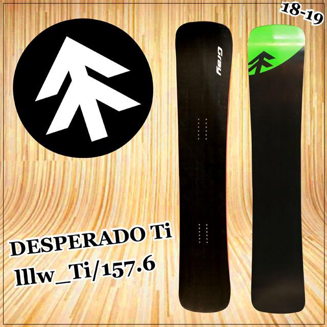 18-19 GRAY DESPERADO TI 3W グレイ デスペラードティーアイ 157.6ワイド スノーボード 2018-19日本正規品