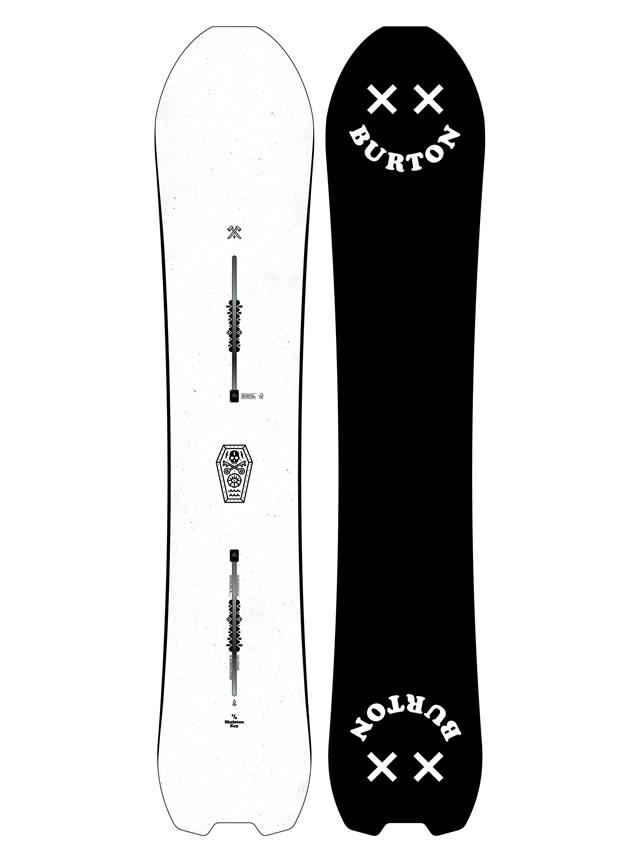 BURTON Skeleton Key 158cm 2019モデル バートン スケルトンキー スノーボード 正規品 3年保証