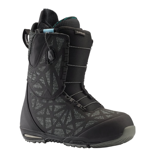 2020 BURTON SUPREME-WIDE FIT BLACK Women's BOOTバートン レディースブーツ
