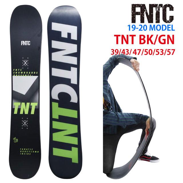 【オリジナル解説】FNTC TNT BLACK/GREEN 139-143-147-150-153-157 エフエヌティーシー ティーエヌティー ブラック/グリーン 2019-20モデル