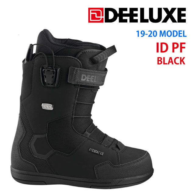 19-20 DEELUXE 【ディーラックス】ブーツ ID PF【正規品】カラー: BLACK