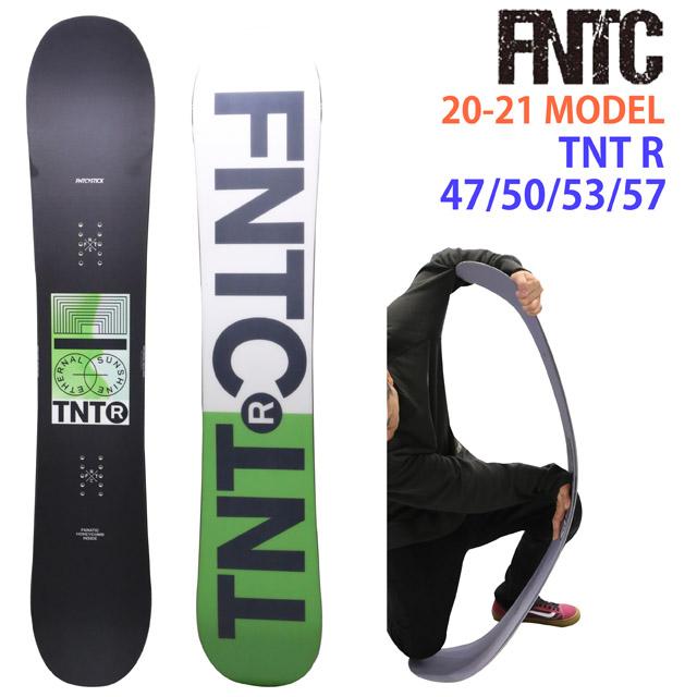 【オリジナル解説】FNTC TNT-R BLACK/GREEN 139-143-147-150-153-157cm エフエヌティーシー ティーエヌティーアール メンズ 2020-21モデル