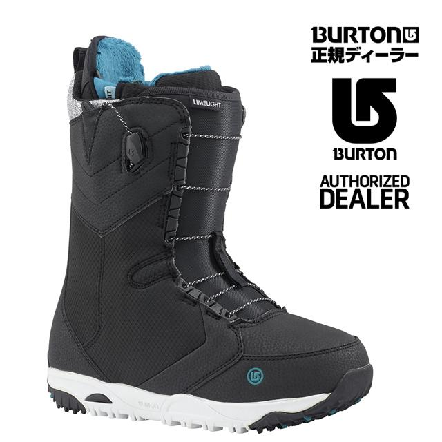 2018 BURTON LIMELIGHT ASIAN FIT BLACK バートン ブーツ