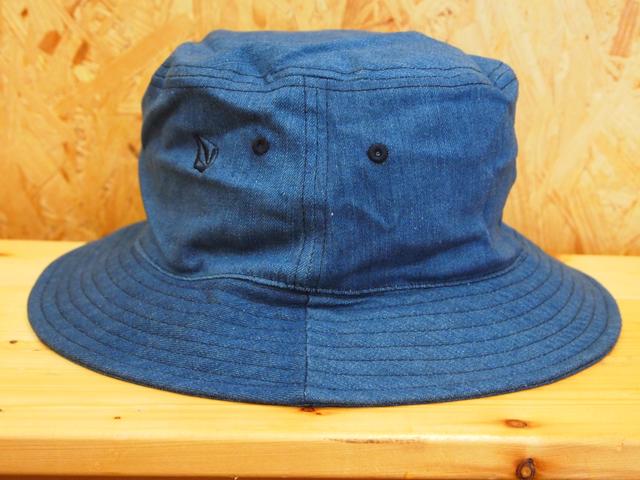 ☆VOLCOM【ボルコム】キャップ COOL BUCKET HAT(D55216jb) カラー:BLU