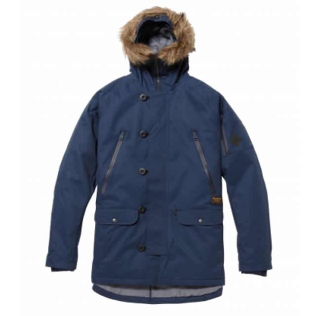 【バートン】BURTON ジャケット MB Bryce Jacket カラー:navy 139871