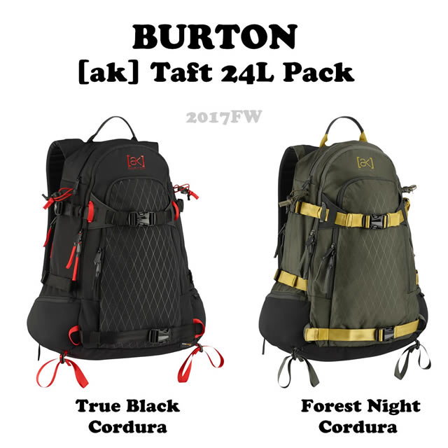 BURTON【バートン】バックパック[ak] TAFT 24L Pack 【正規品】