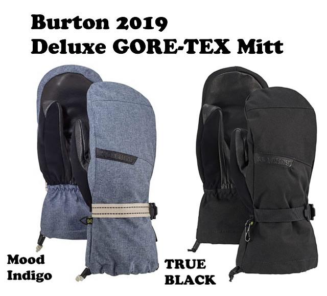 2019 Burton Deluxe GORE-TEX Mitt バートン グローブ