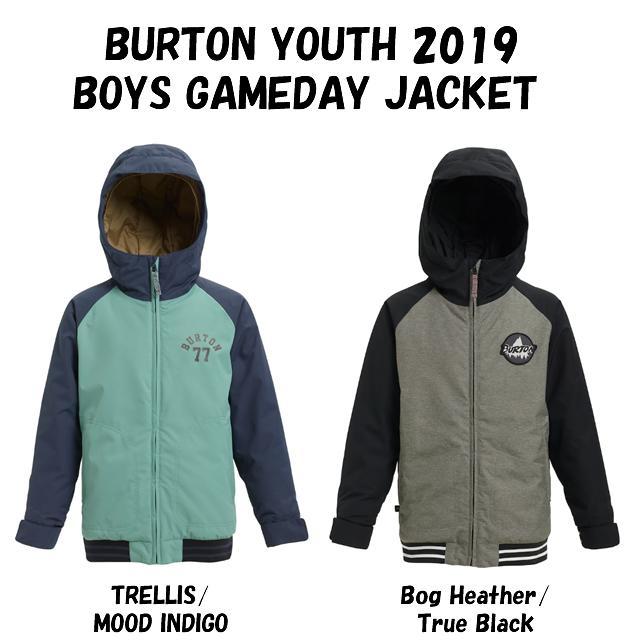 2019モデル☆BURTON【バートン】BOYS GAMEDAY JACKET 【正規品】