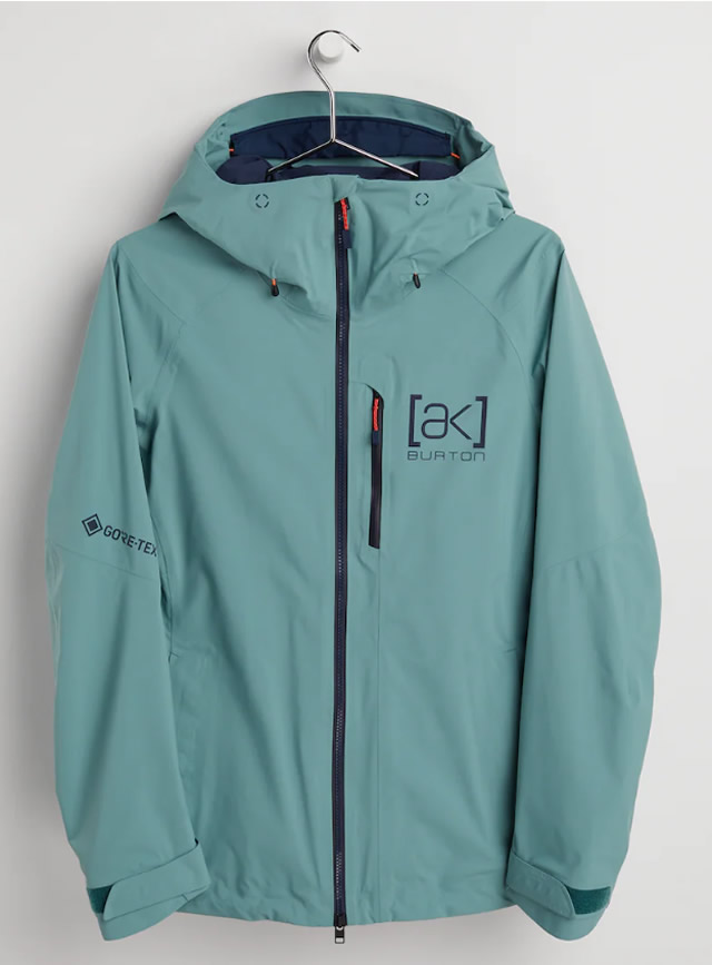 GORE-TEXスリムフィット軽量ジャケット 確かな防水性 Women's Burton ak 訳あり商品 GORE-TEX 2L JACKET UPSHIFT ウィメンズ 新作アイテム毎日更新 正規品 TRELLIS 2021