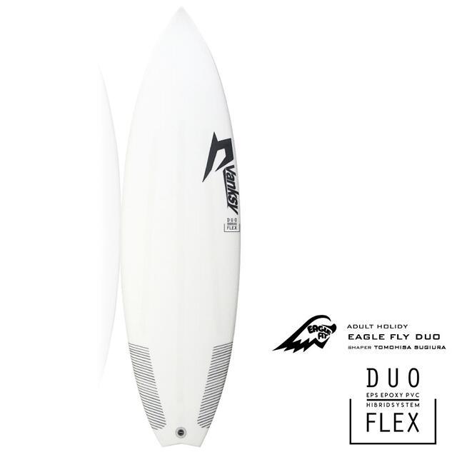 2020モデル JUSTICEジャスティスsurfboardサーフボードDUOFLEX