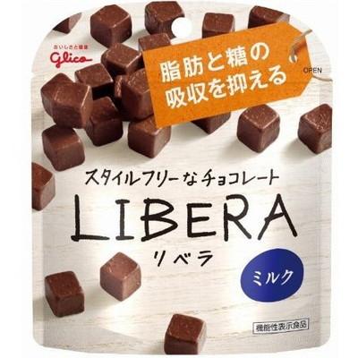 グリコ LIBERAミルク 50g×120個