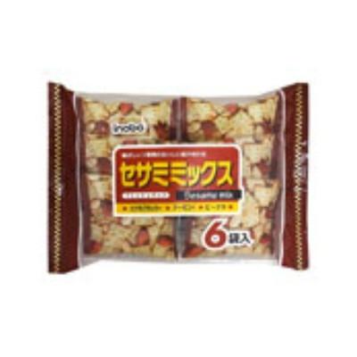 稲葉ピーナッツ  セサミミックス 126g×12個