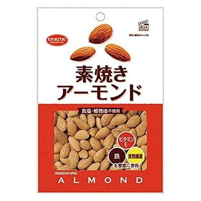 共立食品 素焼きアーモンド徳用 200g×12個×2セット