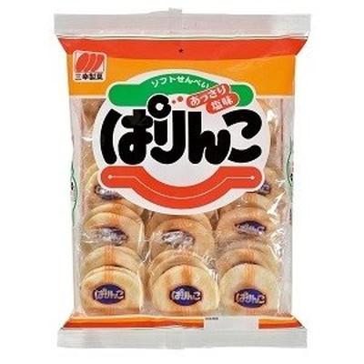 ☆送料無料☆ 北海道 超激安 沖縄以外 商い ぱりんこ 三幸製菓 36枚入×12個×2セット