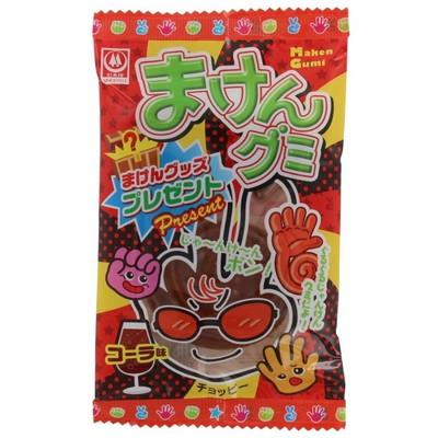 杉本屋製菓 まけんグミコーラ味15g×240個  /駄菓子/子供会/お祭り/景品/