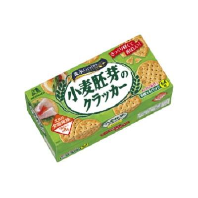 森永製菓 小麦胚芽のクラッカー 64枚×32個