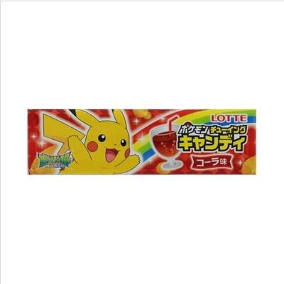 ロッテ ポケモンチューイングキャンディ 5枚×400個