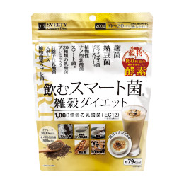イムノス 飲むスマート菌 雑穀ダイエット 200【ポスト投函・代引き不可】