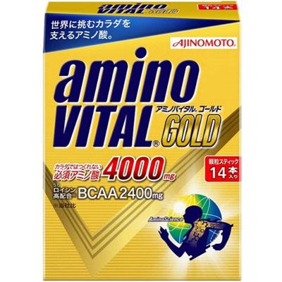 味の素 アミノバイタル GOLD 14本×15個  【送料無料】