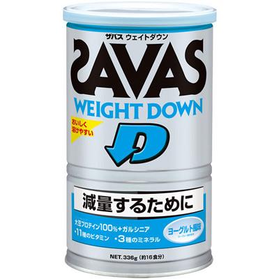 ザバス ウエイトダウン 50食分×6個  【送料無料】