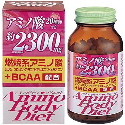 オリヒロ アミノボディダイエット 300粒×24個  【送料無料】