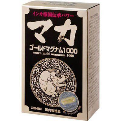 オリヒロ マカ ゴールドマグナム1000×24個  【送料無料】