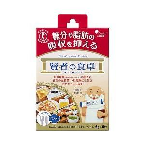 大塚製薬 賢者の食卓ダブルサポート 6gx9包×30個  【送料無料】