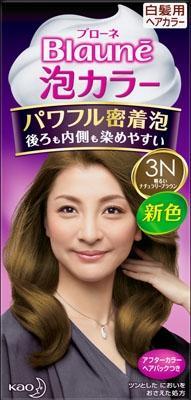 花王 ブローネ 泡カラー 3N 1組×24個  【送料無料】