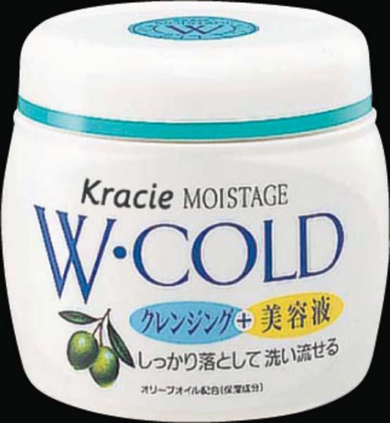 KHP クラシエ モイスタージュ Wコールドクリーム 270g×24個  【送料無料】