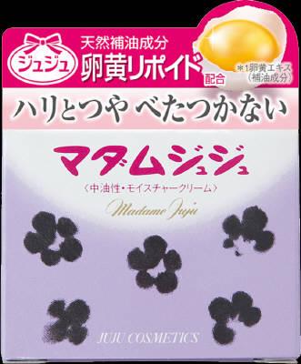 小林製薬 マダムジュジュ 中油性モイスチャークリーム 45g×30個  【送料無料】