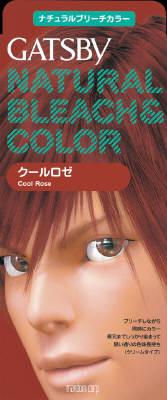 マンダム GATSBY ナチュラルブリーチカラー クールロゼ 1組×36個  【送料無料】