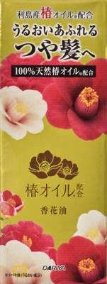ダリヤ 椿オイル配合 香花油 30ml×24個  【送料無料】