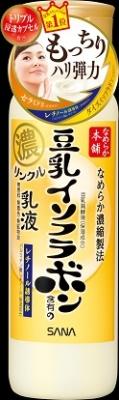 常盤薬品 なめらか本舗 豆乳イソフラボンリンクル乳液 150ml×48個  【送料無料】