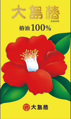 大島椿 大島椿 椿油100% 60ml×72個  【送料無料】