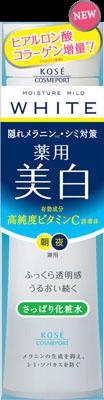 KCP モイスチュアマイルドWH 美白化粧水 さっぱり 180ml×36個 【送料無料】