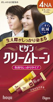 ホーユー ビゲン クリームトーン 4NA 1組×54個  【送料無料】