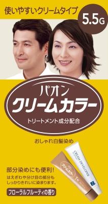 Sヘンケル パオン クリームカラー 5.5G 1組×36個  【送料無料】