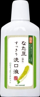 三和通商 なた豆 すっきり洗口剤 500ml×24個【送料無料】【オーラル】【歯磨き】【歯ブラシ】