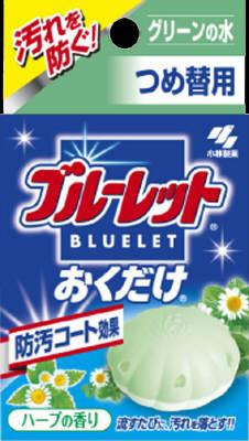 小林製薬 ブルーレットおくだけ ハーブ 詰替 詰替ハーブ×112個【送料無料】【消臭剤】【芳香剤】