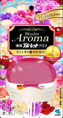 小林製薬 液体BLOアロマ プリンセスアロマ 70ml ×96個【送料無料】【消臭剤】【芳香剤】