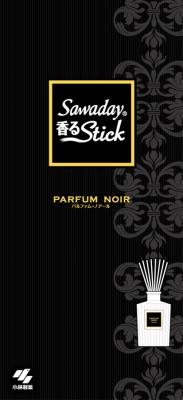 小林製薬 香るStick パルファムノアール 70ml ×36個【送料無料】【消臭剤】【芳香剤】