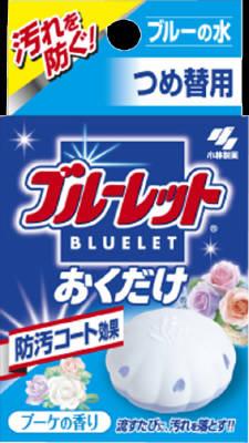 小林製薬 ブルーレットおくだけ ブーケ 詰替 ブーケ×112個【送料無料】【消臭剤】【芳香剤】