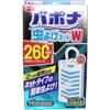 アース バポナ 虫よけネットW 260日用 24個 まとめ買特価 【送料無料】