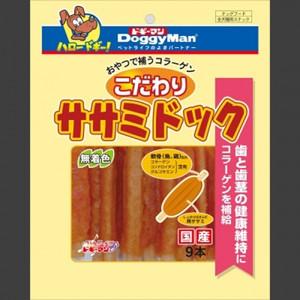 ドギーマンハヤシ こだわりササミドック9本X36袋 【送料無料】