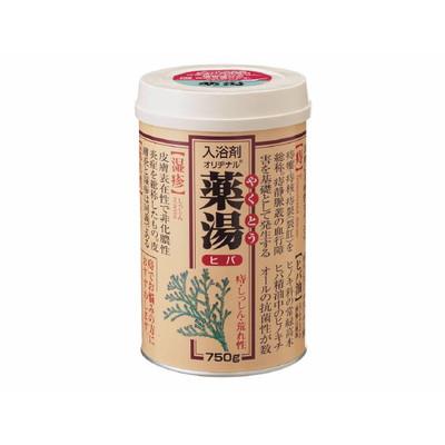 【全商品ポイント5倍 11/6(火)0:00~11/9(金)23:59】薬湯 ヒバ×12個