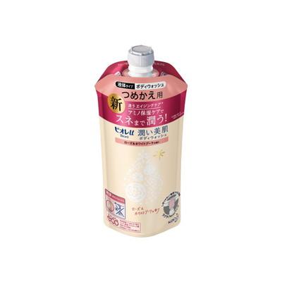 ビオレu 潤い美肌ボディW ホワイトブーケ 詰替×24個