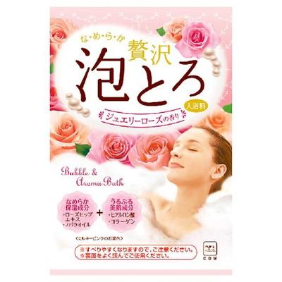 お湯物語泡とろジュエリーローズの香り30G×120個