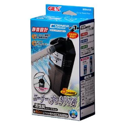 【全商品ポイント5倍 11/6(火)0:00~11/9(金)23:59】GEX コーナーパワーフィルター1×12個