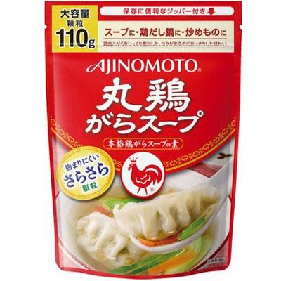 味の素 味の素 丸鶏がらスープ 袋110g×40個 【送料無料】